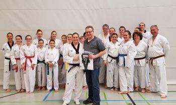 Neue Trainerin für den Bereich Taekwondo