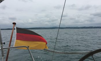 Segeltörn Bodensee