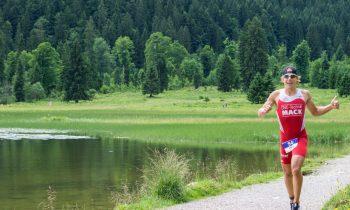 3 Podestplätze beim Erlanger Triathlon