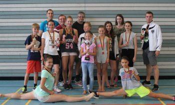 Toller Erfolg beim 3. Poomsae-Turnier in Spaichingen – 1. Platz in der Vereinswertung