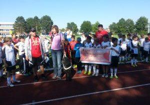 U10-Benfizcup 2014 … ist nun Geschichte