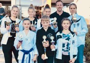 Baden-Württembergische Poomsae Meisterschaft 2017