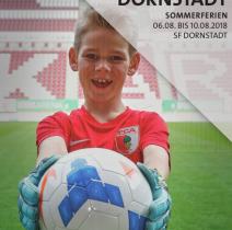 FC Augsburg Fussballschule in Dornstadt 06-10.08.18