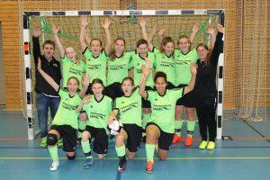 Spielbericht: C-Juniorinnen vom 17.12.17 – Bezirkshallenmeister