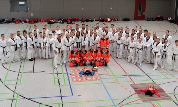Trainer Lehrgang TKD in Dillingen