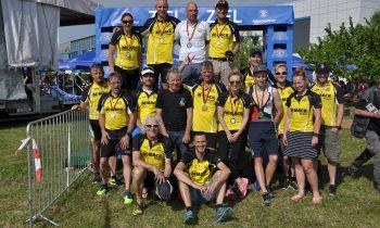 Starker Saisonauftakt der Triathleten in Günzburg