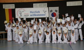 Prüfung in Bollingen am 17.06.2018