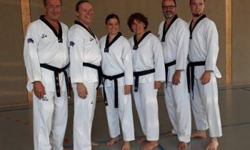 Trainer Lehrgang Allkampf-Jitsu in Bliensbach