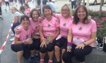 Frauenlauf in Ulm – wir hatten viel Spaß