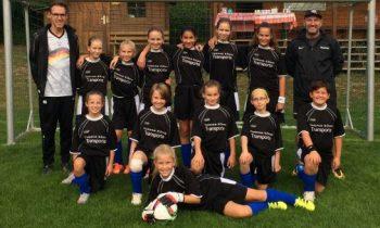 Spielbericht: D-Juniorinnen – Samstag, 22.09.18, ESC Ulm-SF Dornstadt 3:3 (1:2)