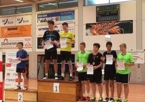 Bericht BWBV Meisterschaften der Jugend