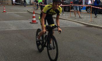 Großer Triathlon-Tag in Lauingen mit fünf Teilnehmer vom MACK Team SF Dornstadt
