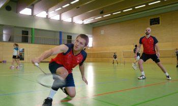Spielbericht SFD Badminton 9.11.2019