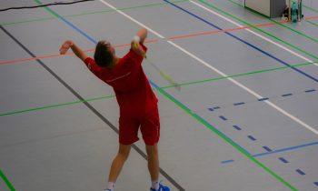 Spielbericht SFD Badminton 14.12.2019