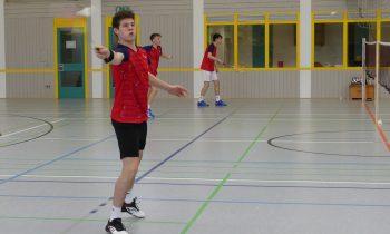 Spielbericht SFD Badminton 25.01.2020